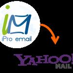 Configurar iPro Email para Yahoo